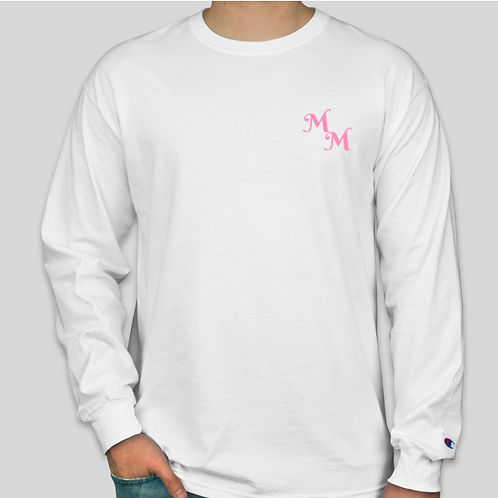 """MM"" x Champion Long Sleeve"