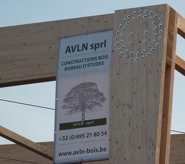 Construction bois lamellé collé
