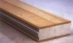 poutre bois isobois