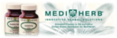 MediHerb Herbal Supplements