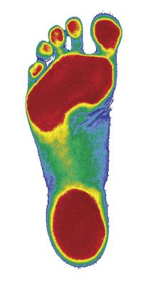 Optimal Foot