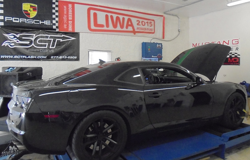Arizona Elite Motorsports, LS/Ford Tuner, Dyno Tuning