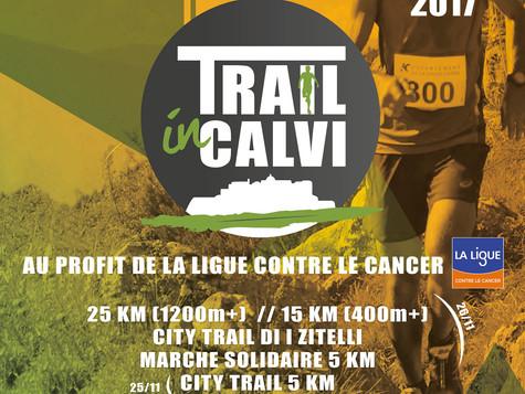TRAIL in Calvi - Dimanche 26 Novembre 2017