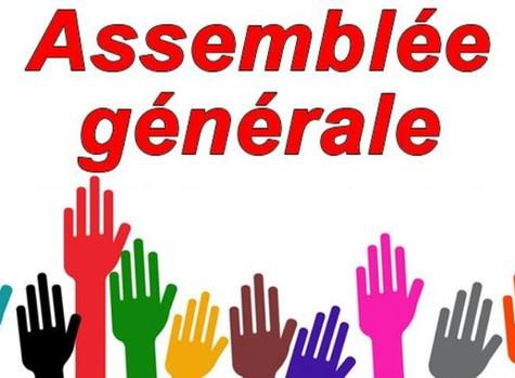Assemblée Générale Ordinaire le 4 Octobre 2019