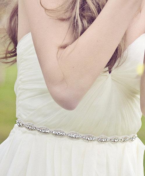 Hanne Crystal Sash