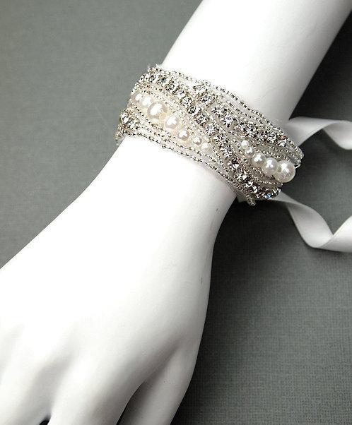 Edie Crystal Bracelet