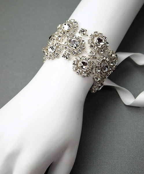 Cameron Crystal Bracelet