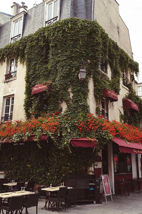 Chez Marianne,Paris, France, cuisine méditerranéene et épicerie fine