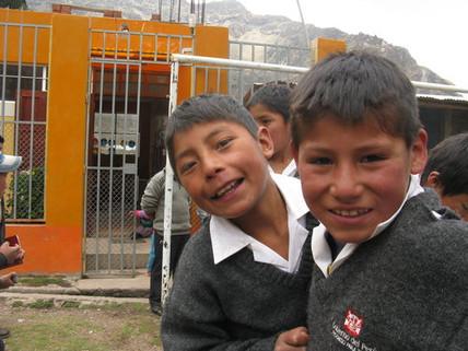 Cotahuasi Peru