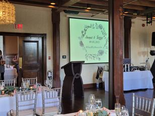 Jesse & Angie's Wedding Reception