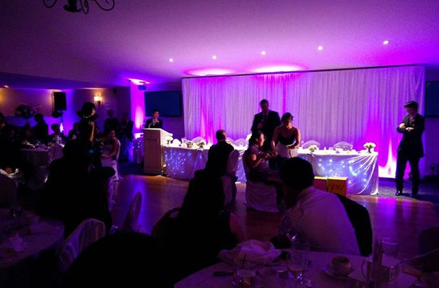 2015 - Tracey & Bobby's wedding receptio