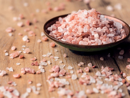 Why Use that Pink Salt?