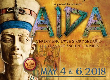 Verdi's Opera 'AIDA'