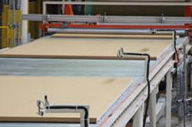 2006 GUTEX: Запуск линии производства древесной изоляции инновационным сухим способом