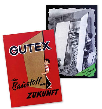 GUTEX - утеплитель будущего