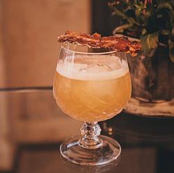 Speakeasy Bar homemade Cocktails