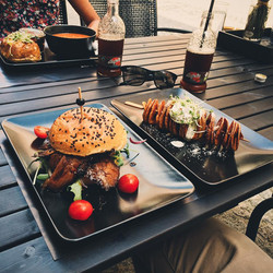 Regional Gesund Sous Vide Burger