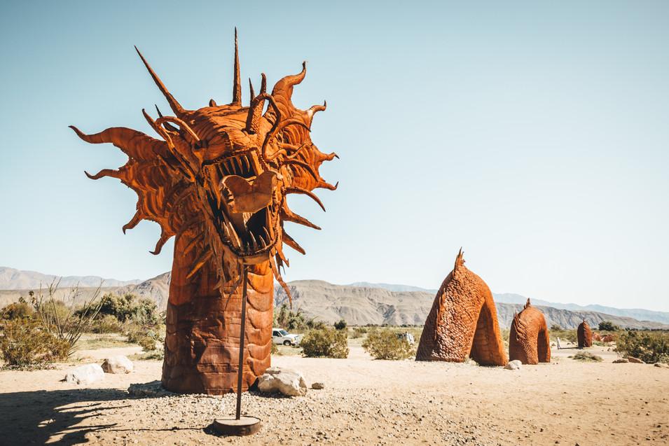 Desert Monsters