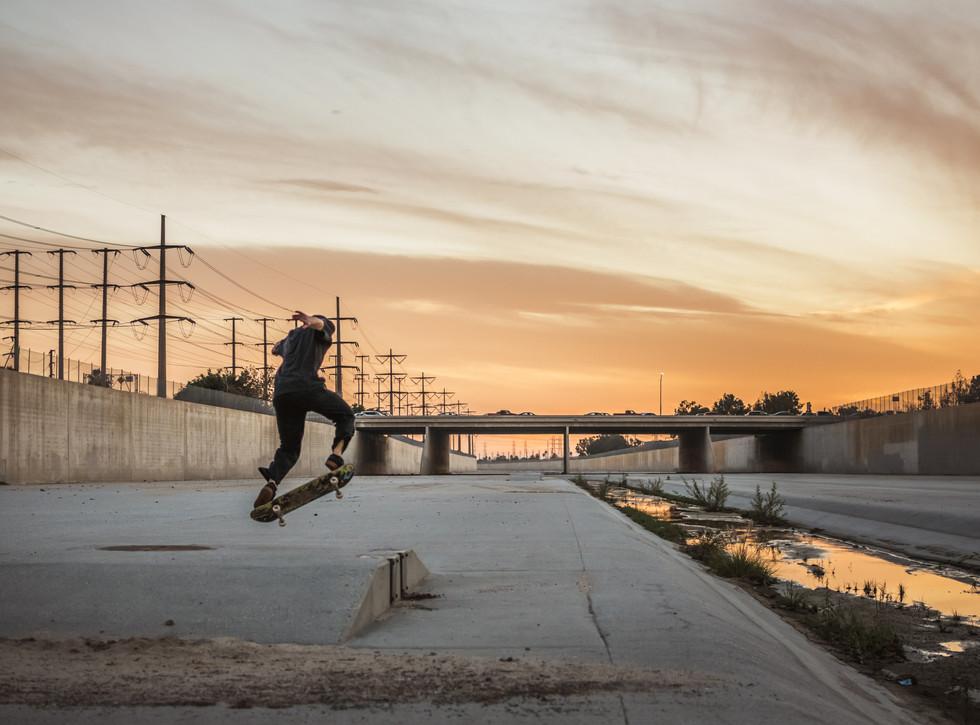 Skate Sesh with Tyler