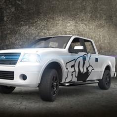 F-150 Fox Racing Edition