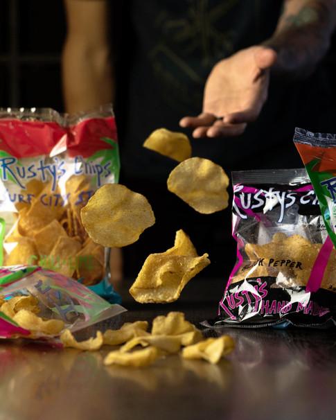 Rusty's Chips Toss