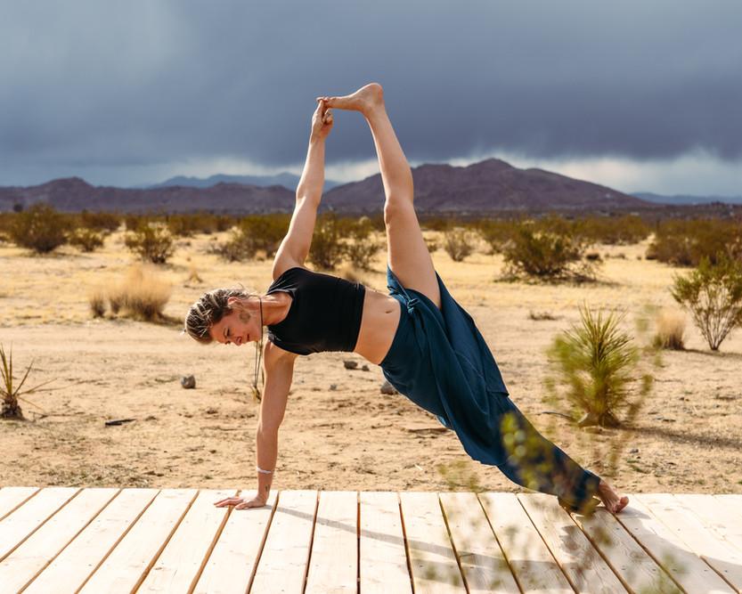 Ashley - Yoga Practice