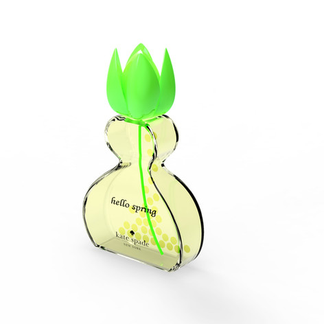 Kate Spade bottle concept