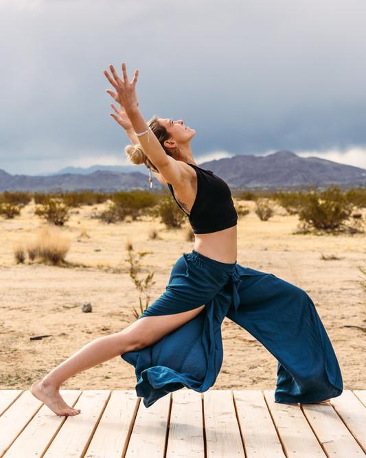 Ashley - J Tree Yoga