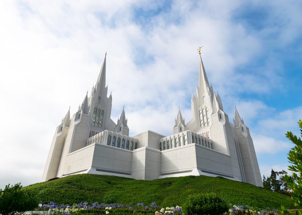 San Diego LDS Temple