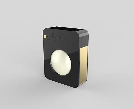 Custom fragrance bottle design concept