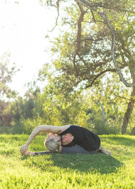 Kaya Yoga Remedy - Park Shoot