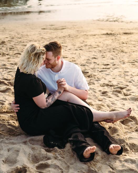 HB Engagement Photos