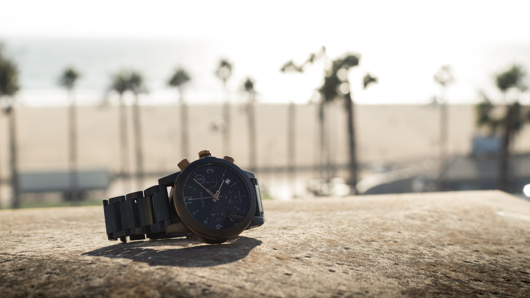 Electric California watch