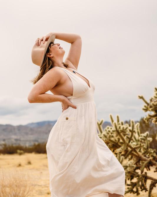 Desert Vibe Portrait