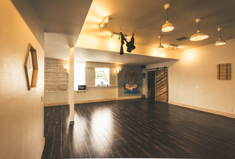 Kaya Yoga Remedy - Studio