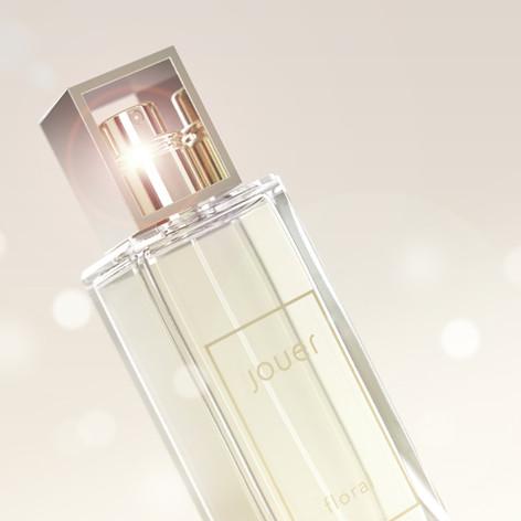 Jouer fragrance bottle