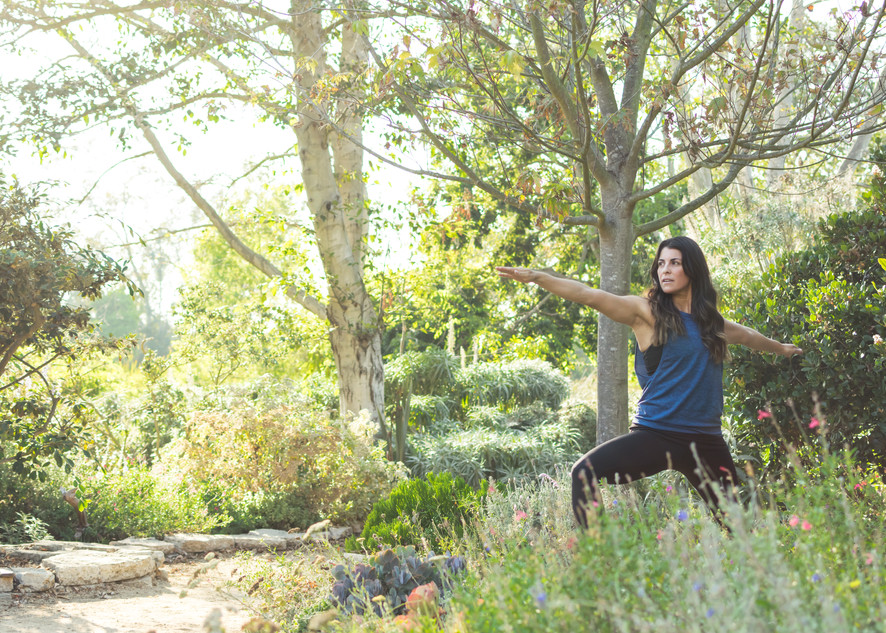 Kaya Yoga Remedy - Park Shoot