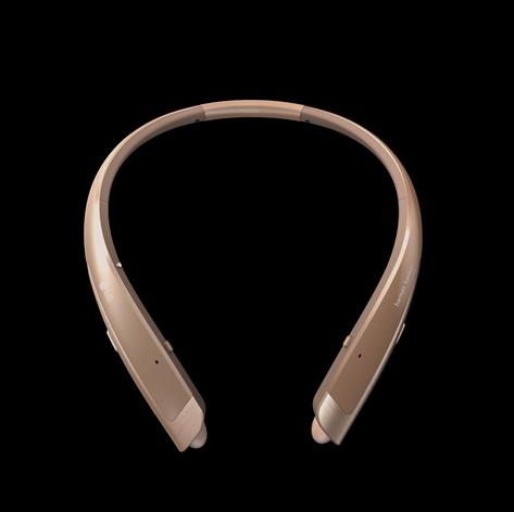 LG headset animation