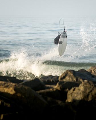 Surfer Mid Air
