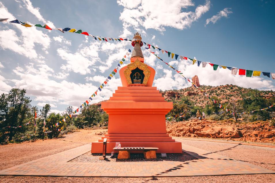 Sedona Stupa