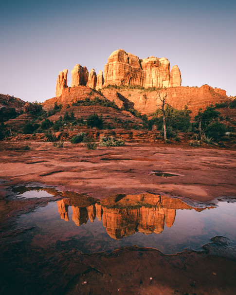 Reflecting Cathedral