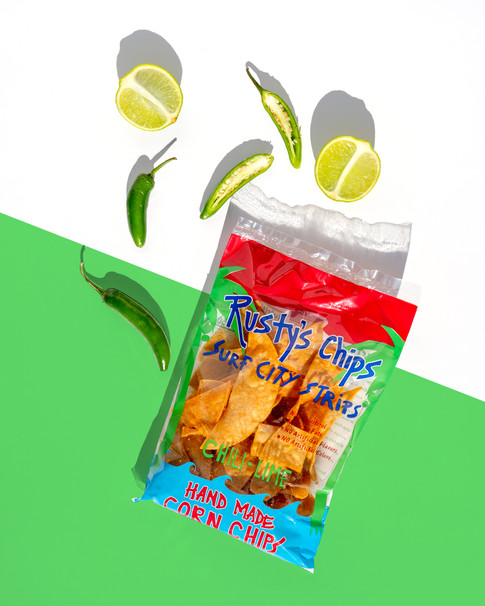 Rusty's Chips - Chili Lime