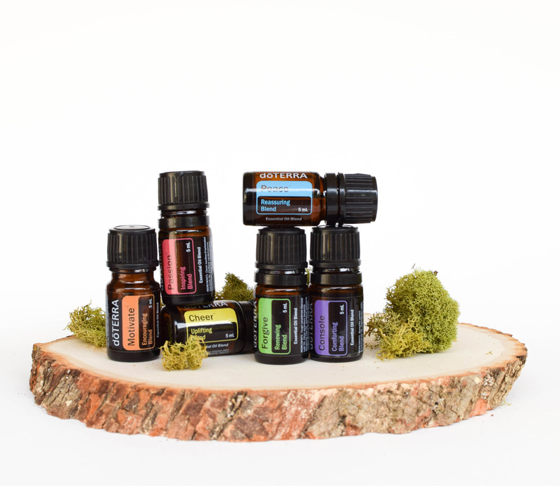 doTERRA emotional oils