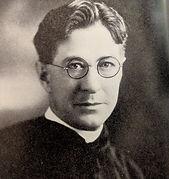 Father Mortimer A. Sullivan, O.S.A.