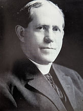 Father Michael J. Comerford, first pastor