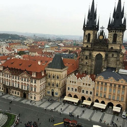 Wander Wednesday_ Praha #czechrepublic #prague #praha #wanderlust #wanderyall #beautifuldesyinations