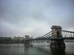 Chain Bridge #Budapest #wanderyall #Wanderlust #wander #travelblog #hungary #hungarian #chainbridge