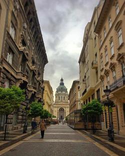 Good Morning #budapest #hungary #wanderyall #viewfromabove_#instagood_#igmasters_ #justgoshoot #beau