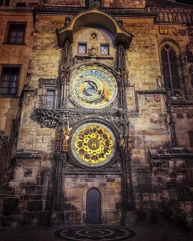 The Prague astronomical clock, or Prague orloj is a medieval astronomical clock located in Prague