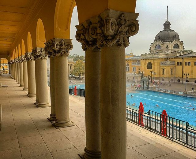 TBT_ If you're ever in #Budapest don't miss soaking up the history at any of the #ThermalBaths #buda